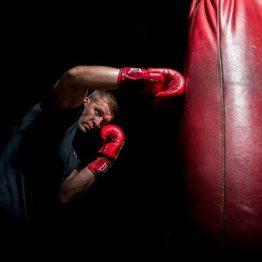 Trening bokserski